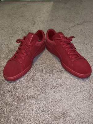Puma suede for Sale in Odenton, MD