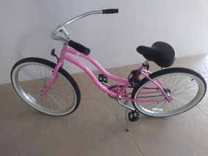Micargi Women Bike 26,only used 2 times for Sale in HALNDLE BCH, FL