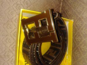 Fendi belt for Sale in Cleveland, TN