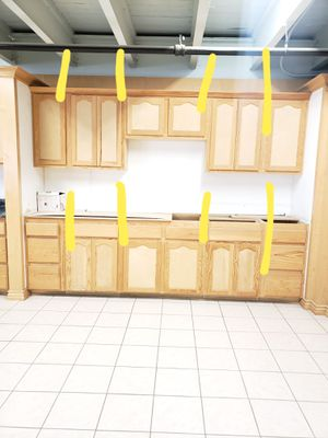 Kitchen cabinets Display SALE!!!! for Sale in Downey, CA
