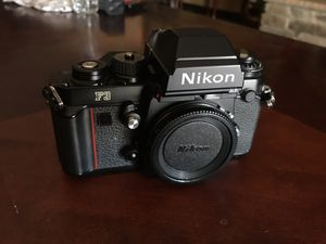 Nikon F3 film camera for Sale in Fort Worth, TX