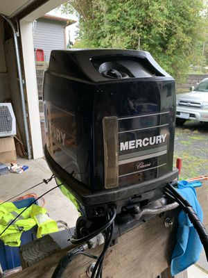 Mercury 40hp side console for Sale in Snohomish, WA