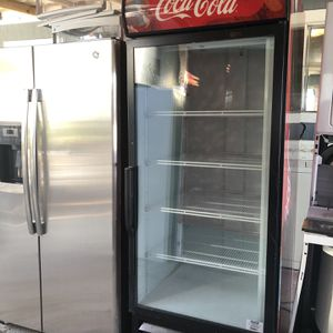 Big Coca-Cola commercial fridge for Sale in Mesa, AZ