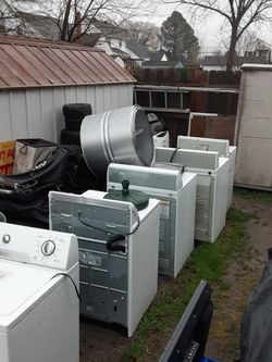 👉SIX (6) WHIRLPOOL & KENMORE ELECTRIC DRYERS (READ THE DESCRIPTION BEFORE YOU RESPOND) for Sale in Portsmouth,  VA