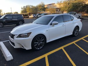 Lexus GS 350 f sport package for Sale in Tucson, AZ
