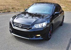 HEATED SEATS 2O13 Honda Accord EX-L for Sale in Hopland, CA