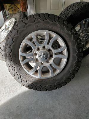 "Dodge Ram 18"" Wheels w/ BF Goodrich AT's for Sale in Silverdale, WA"