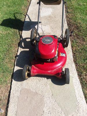 Craftman push lawn mower for Sale in San Bernardino, CA