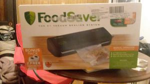 FOOD SAVER for Sale in Oak Hill, WV