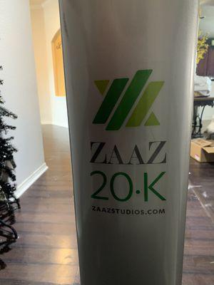 ZAAZ 20K. Vibration Machine for Sale in League City, TX