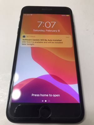 iPhone 7 Plus 128GB Factory Unlocked for Sale in Gresham, OR