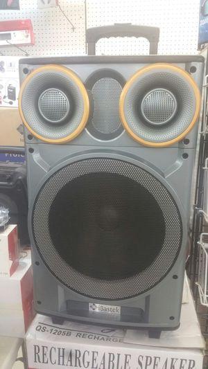 Karaoke speaker Bluetooth, for Sale in Dallas, TX