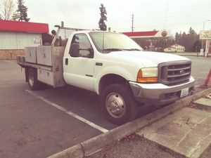 2001 Ford F450 7.3 powerstroke service truck for Sale in Roy, WA