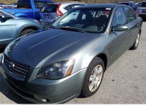 2006 Nissan Altima S...MD Inspected...New Brakes...Good Miles for Sale in Baltimore, MD
