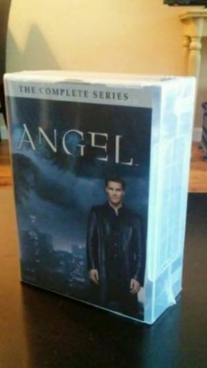 Angel complete series for Sale in Imperial Beach, CA