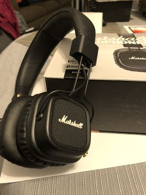 Marshall headphones major II wireless for Sale in Los Angeles, CA