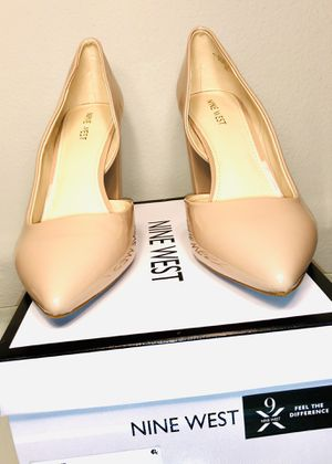 Nine West Bliss Light Pink Nude Heels*** for Sale in Austin, TX