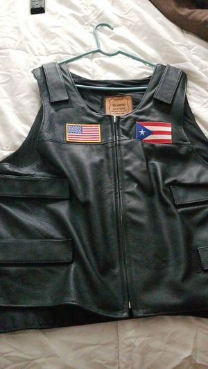 Motorcycle vests for Sale in Beverly, MA