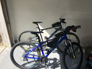 2 gt mountain bikes for Sale in Anaheim, CA