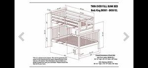 Bunk bed for Sale in Vero Beach, FL