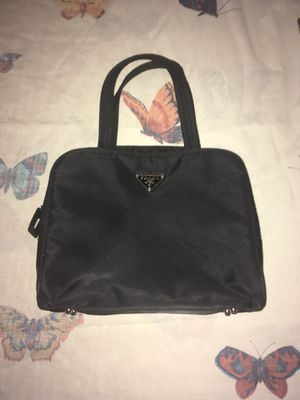 Vintage Black Prada Purse for Sale in Temecula, CA