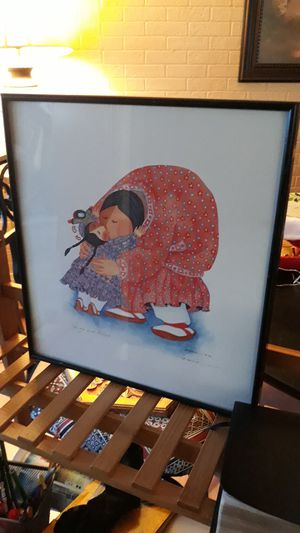 Hugs and kisses by Barbara Lavallee for Sale in Corona, CA