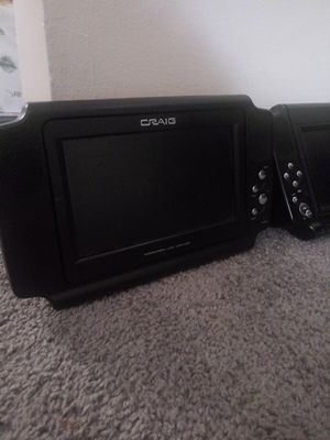 Craig portable dvd player for Sale in Cleveland, OH