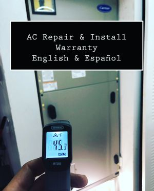 New Air Conditioning Sale & Install AC Repair AC Installs AC Cleaning - Coils Wash - AC Compressor Ducts Vents Drain - Blower Clan - Air Duct Clean for Sale in Miami, FL