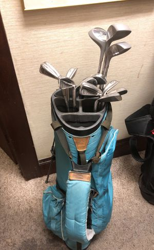 12 Golf Clubs Cougar PennyLight In Good Condition for Sale in Alameda, CA