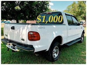 ⚡️📗⚡️URGENT $1,OOO For Sale 2OO2 Ford F-15O clean title original owner⚡️📗⚡️ for Sale in Billings, MT