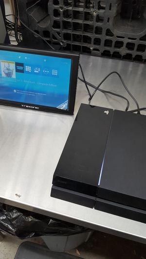 Ps4 with issues for Sale in Portland, OR