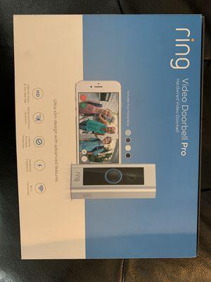 Ring video doorbell pro for Sale in San Dimas, CA