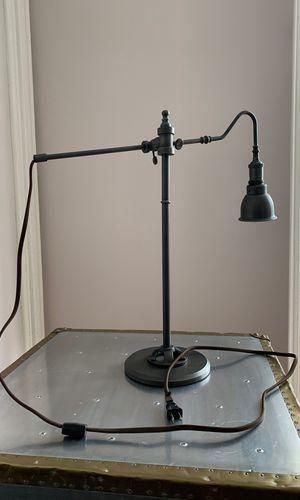 Restoration Hardware table lamp for Sale in San Francisco, CA