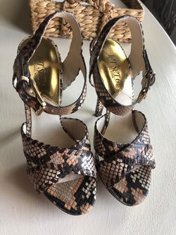 Michael Kors Snakeskin Heels for Sale in Murfreesboro,  TN