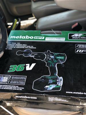 Hitachi hammer drill 36v brand new for Sale in Canton, GA