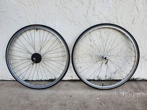 700c Wheels for Sale in Tampa, FL