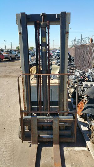 Crown electric forklift parts for Sale in Phoenix, AZ