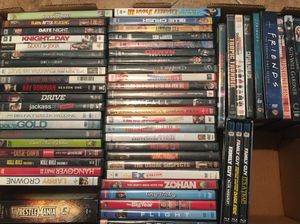 DVD movies 63 blue ray family guy friends new bundle for Sale in Rancho Cucamonga, CA