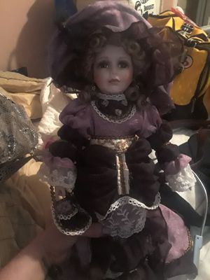 Antique Victorian Porclin Doll for Sale in San Antonio, TX