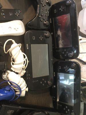 Nintendo Wii U bundle package for Sale in Las Vegas, NV