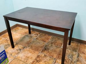 4-Seat Wood Table for Sale in Winter Park, FL