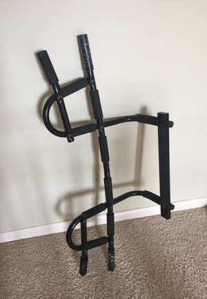 Super pull-up bar with multiple exercise variations for Sale in Metairie, LA