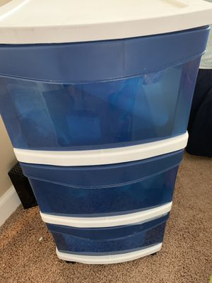 Organizer with drawers for Sale in Wilmington, DE