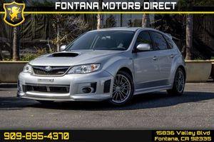 2014 Subaru Impreza Wagon WRX for Sale in Fontana, CA