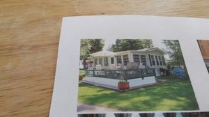 1995 Quailridge (Cobra) Park Model in Apple Island Resort EASEMENT OWNER (OWN THE LAND) overlooking 9 hole par 3 golf course. Comes furnished. for Sale in South Hero, VT