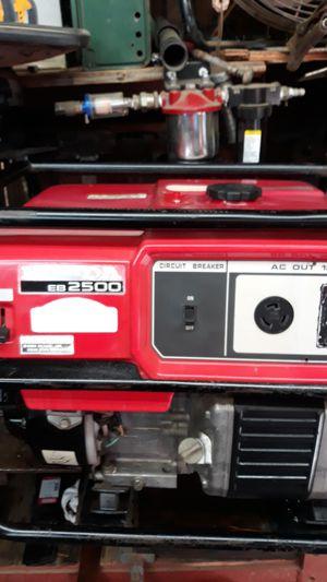 Honda -Eb2500, Gas Generator for Sale in Acampo, CA