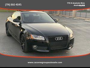 2010 Audi A5 Premium for Sale in Anaheim, CA