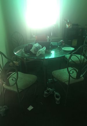 Antique Glass table {contact info removed} for Sale in Philadelphia, PA