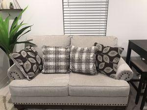 Brand New Ashley's Furniture Loveseat for Sale in Alexandria, VA