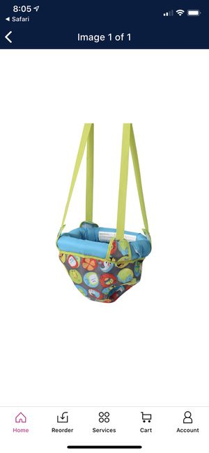 Jumping toy for babies for Sale in Greensboro, NC